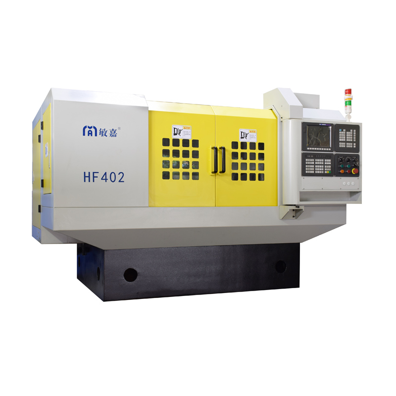 HF402 Turn-Mill machine