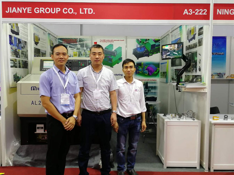 MTA Vietnam machine show 2019