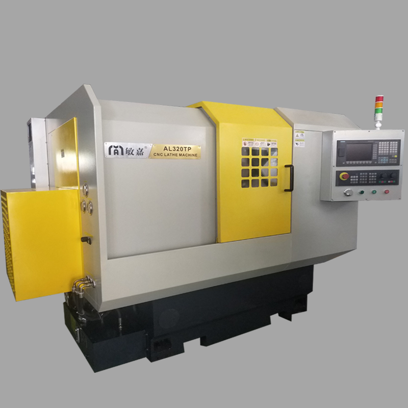 AL320T CNC Lathe Machine